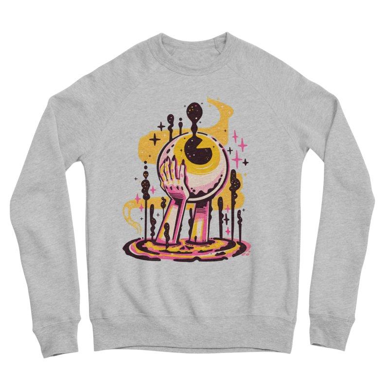 Eye to the Sky Women's Sweatshirt by Illustrator and Designer Alan Defibaugh