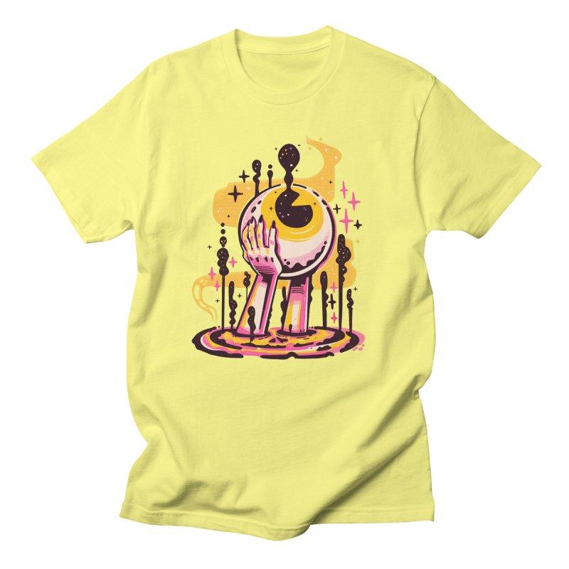 Eye to the Sky Men's T-Shirt by Illustrator and Designer Alan Defibaugh