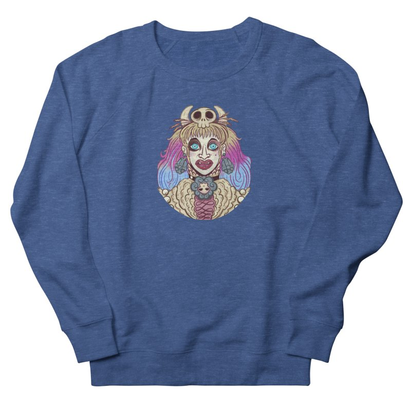 Vampire Fantasy Women's Sweatshirt by Illustrator and Designer Alan Defibaugh's Shop