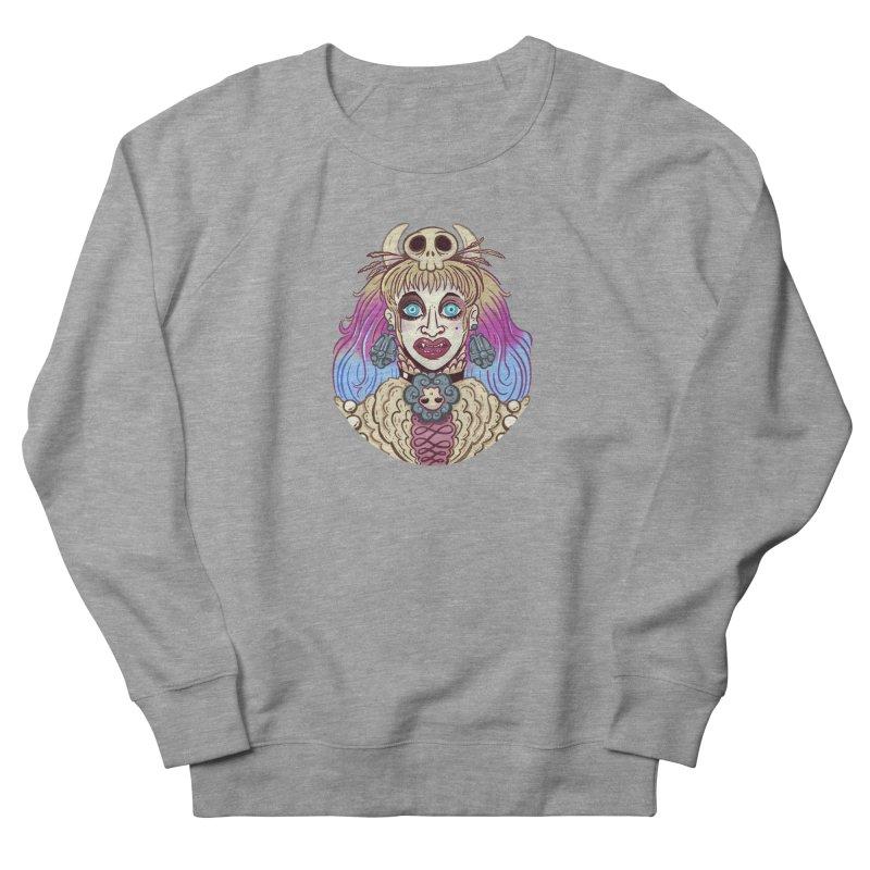 Vampire Fantasy Women's French Terry Sweatshirt by Illustrator and Designer Alan Defibaugh's Shop