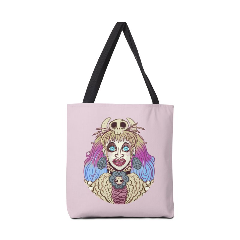 Vampire Fantasy Accessories Tote Bag Bag by Illustrator and Designer Alan Defibaugh's Shop