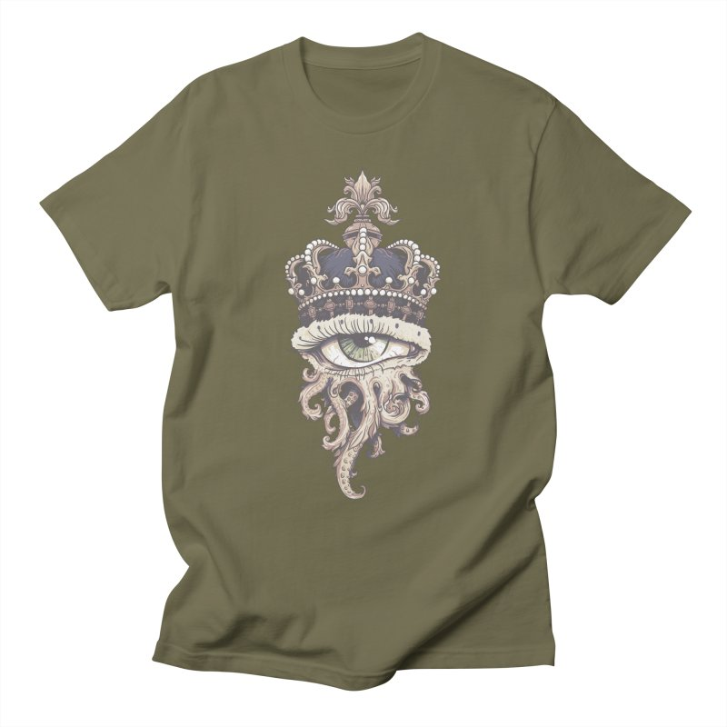 who runs the world? Men's T-Shirt by Alexhovey's Artist Shop