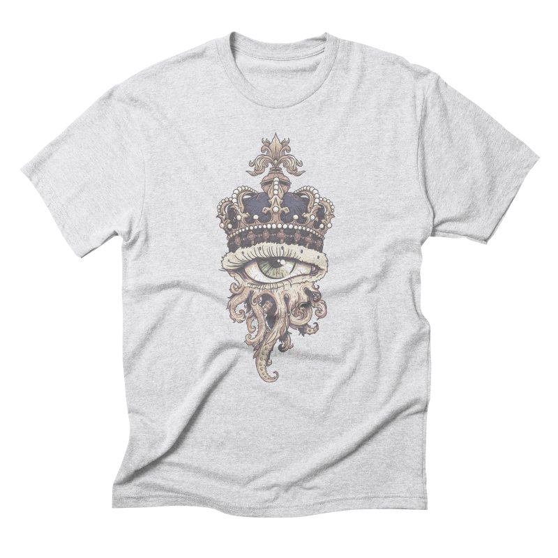 who runs the world? Men's Triblend T-Shirt by Alexhovey's Artist Shop