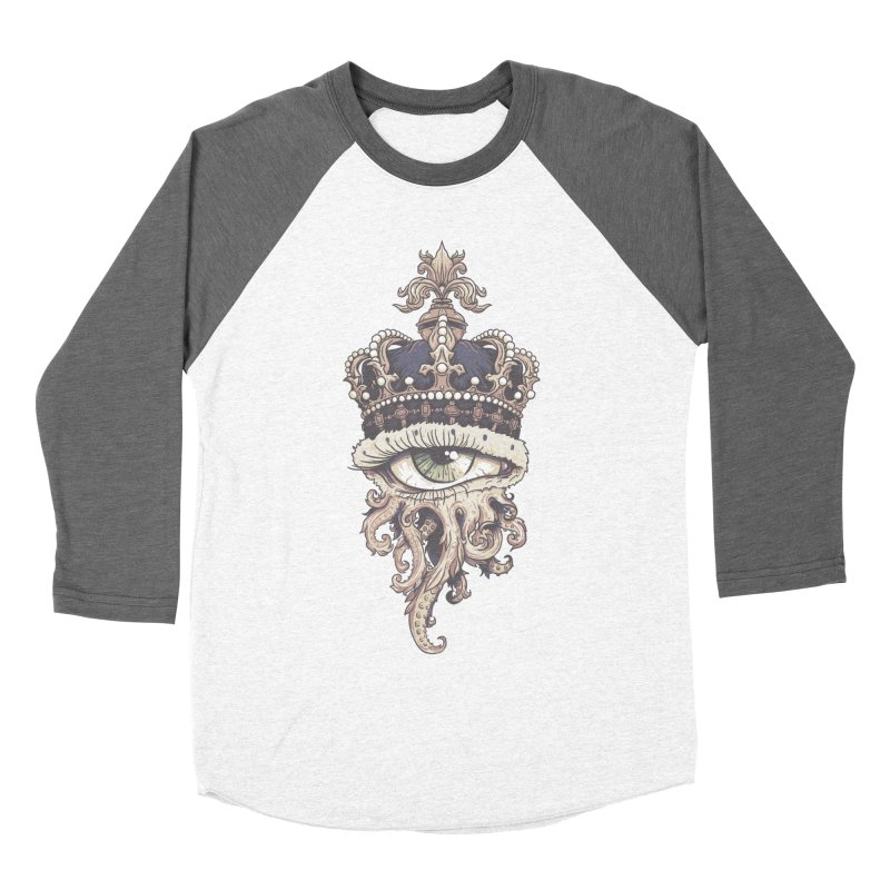 who runs the world? Men's Baseball Triblend Longsleeve T-Shirt by Alexhovey's Artist Shop