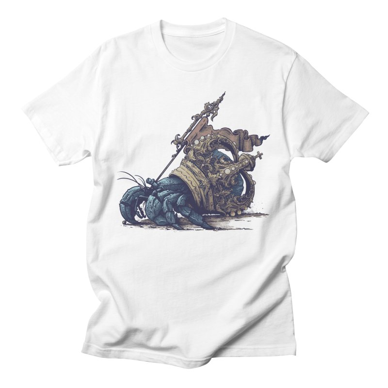 Hermit Men's T-Shirt by Alexhovey's Artist Shop