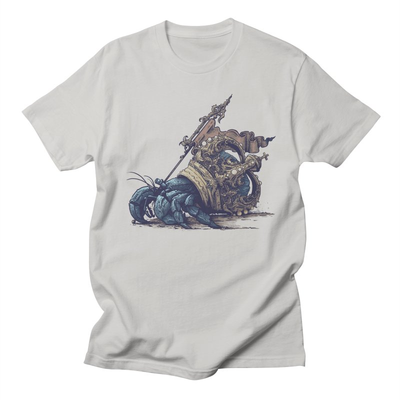 Hermit Men's T-Shirt by Alexhovey's Artist Shop