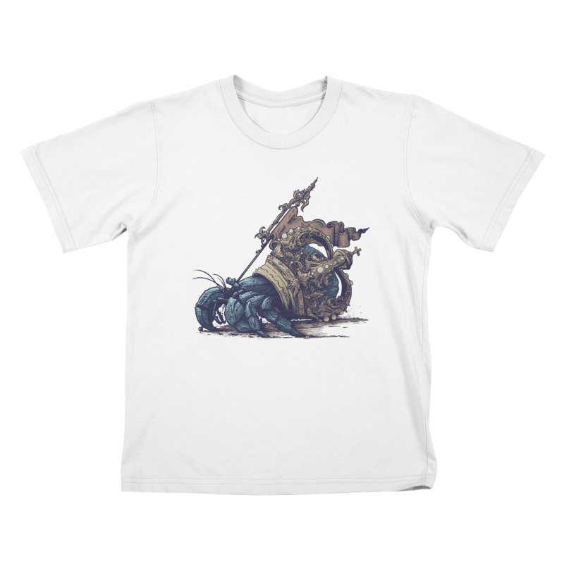 Hermit Kids T-Shirt by Alexhovey's Artist Shop