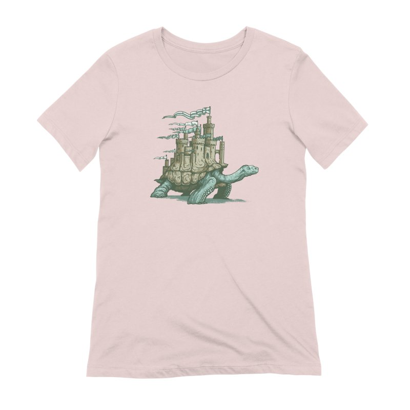Slow and steady Women's Extra Soft T-Shirt by Alexhovey's Artist Shop