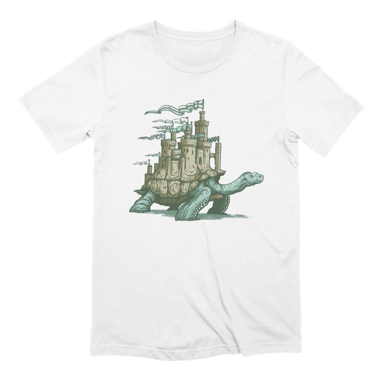 Slow and steady Men's Extra Soft T-Shirt by Alexhovey's Artist Shop