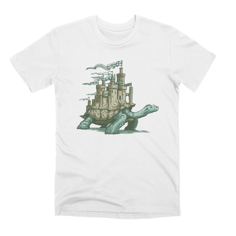 Slow and steady Men's Premium T-Shirt by Alexhovey's Artist Shop