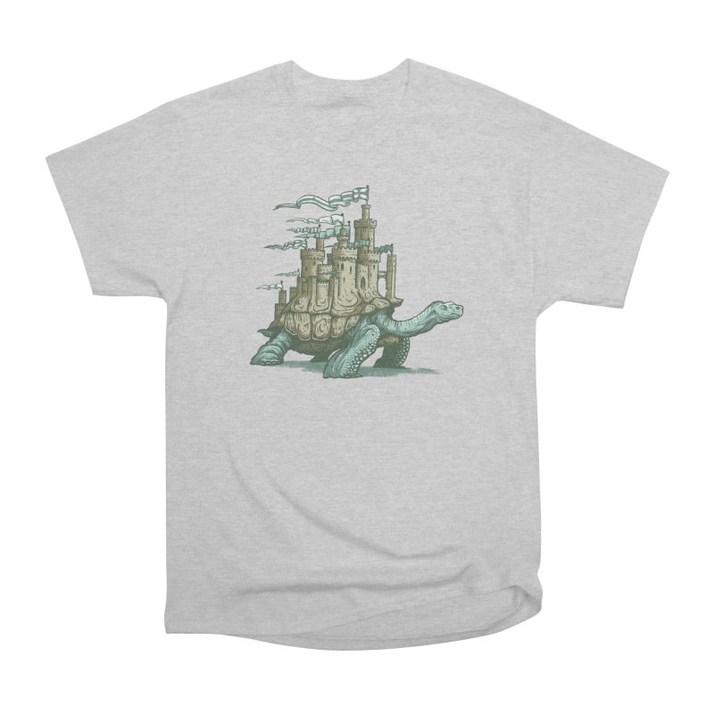 Slow and steady Men's Heavyweight T-Shirt by Alexhovey's Artist Shop