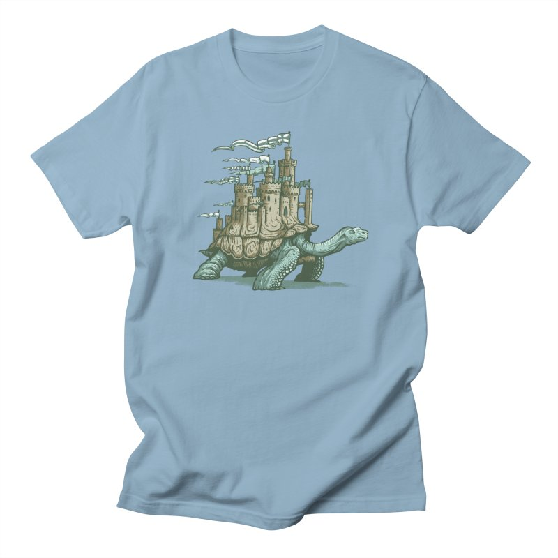 Slow and steady Men's Regular T-Shirt by Alexhovey's Artist Shop