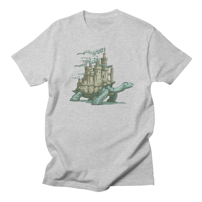 Slow and steady Women's Regular Unisex T-Shirt by Alexhovey's Artist Shop