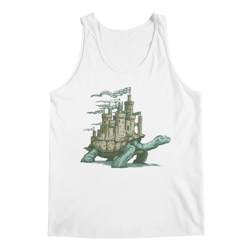 Slow and steady Men's Regular Tank by Alexhovey's Artist Shop