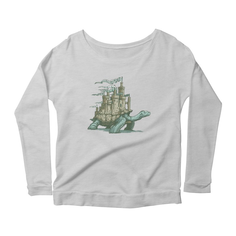 Slow and steady Women's Longsleeve T-Shirt by Alexhovey's Artist Shop