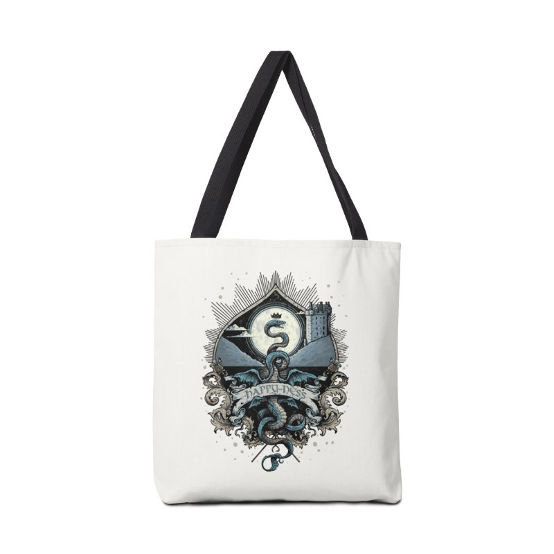 Happy Ness Accessories Tote Bag Bag by Alexhovey's Artist Shop