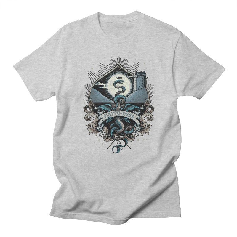 Happy Ness Women's Regular Unisex T-Shirt by Alexhovey's Artist Shop