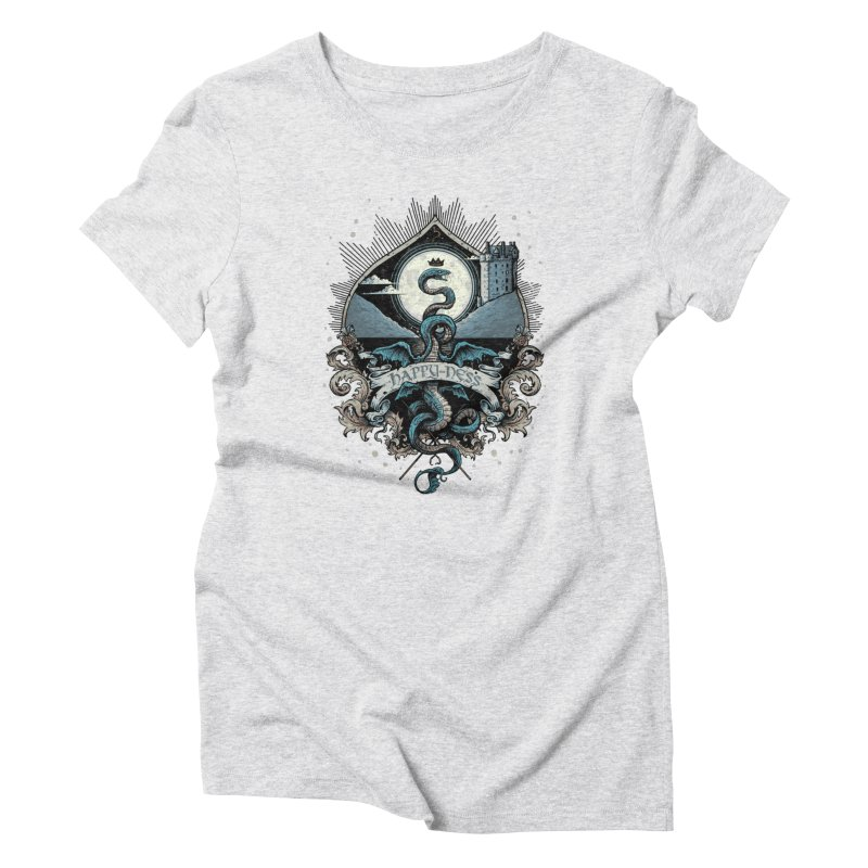 Happy Ness Women's T-Shirt by Alexhovey's Artist Shop