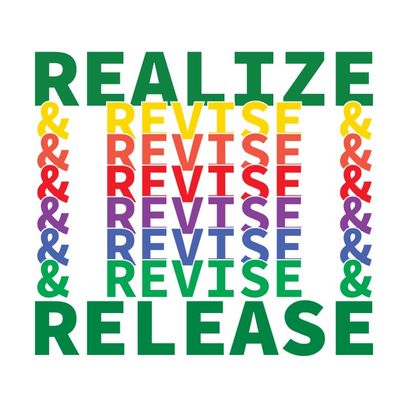 Realize&Revise&Release by Alice Hampton Dickerson