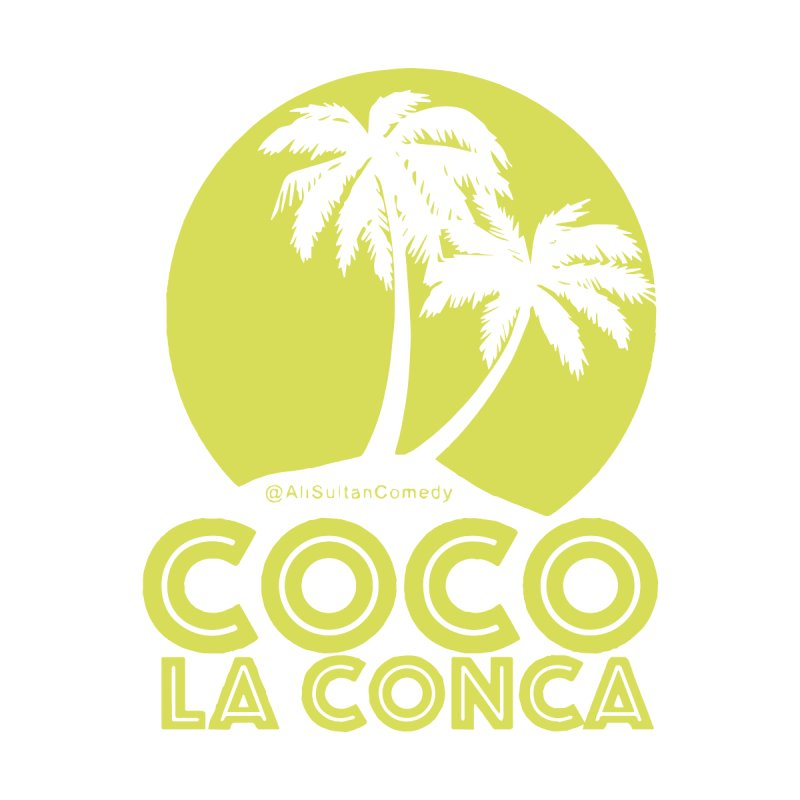 Coco La Conca Men's Tank by Alisultancomedy's Artist Shop