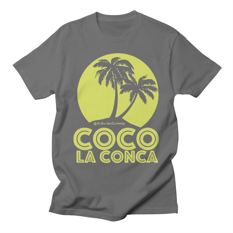 Coco La Conca Men's T-Shirt by Alisultancomedy's Artist Shop