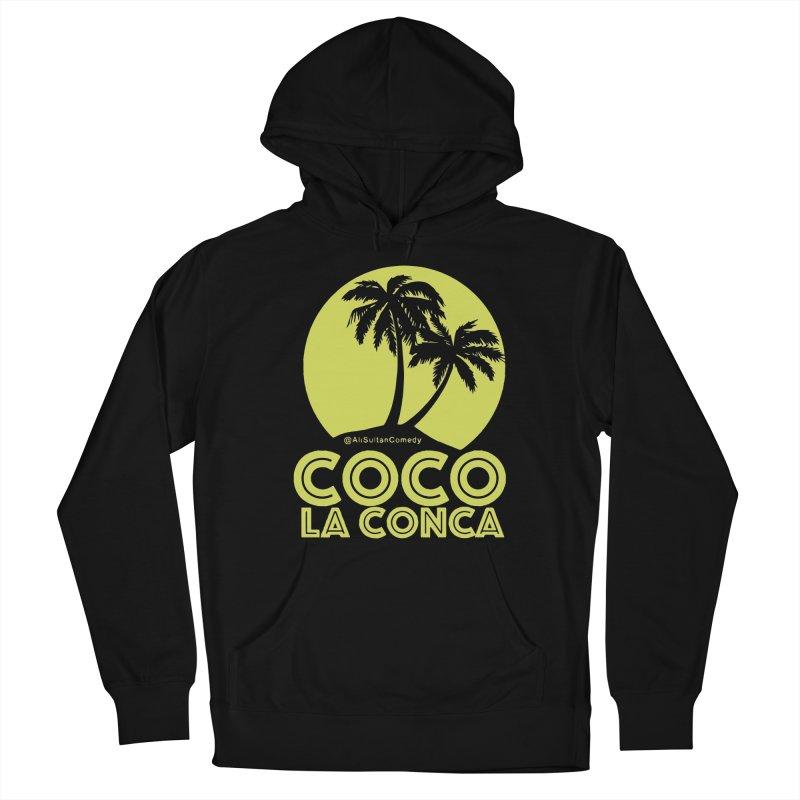 Coco La Conca Men's Pullover Hoody by Alisultancomedy's Artist Shop