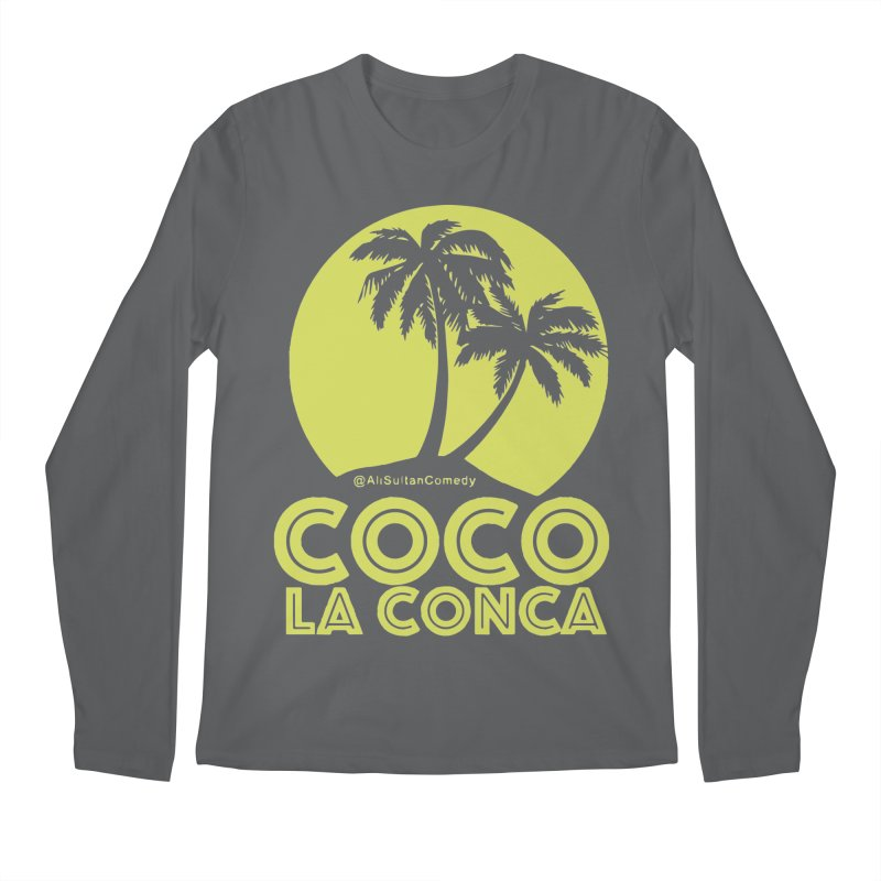 Coco La Conca Men's Longsleeve T-Shirt by Alisultancomedy's Artist Shop
