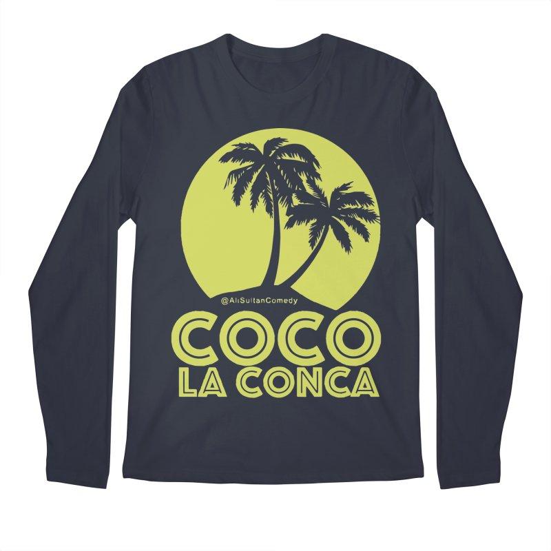 Coco La Conca Men's Longsleeve T-Shirt by Alisultancomedy's Artist Shop