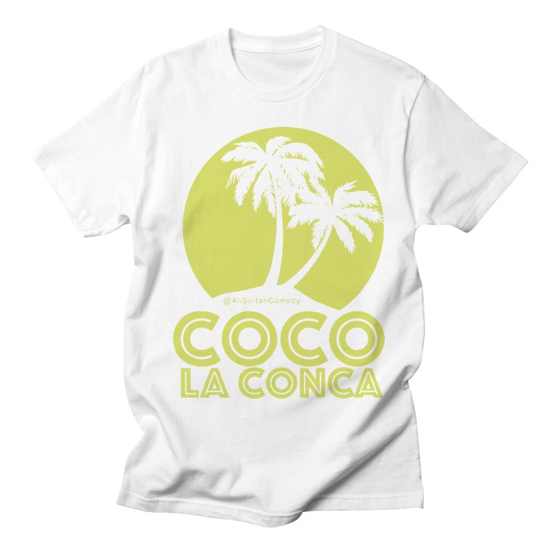 Coco La Conca Men's T-Shirt by Alisultancomedy's Artist Shop