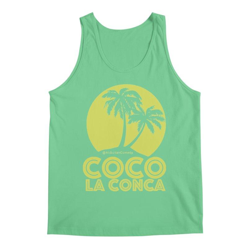 Coco La Conca Men's Tank by Alisultancomedy's Artist Shop