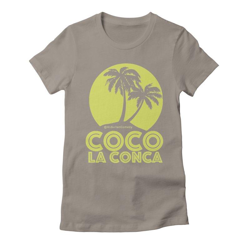 Coco La Conca Women's T-Shirt by Alisultancomedy's Artist Shop