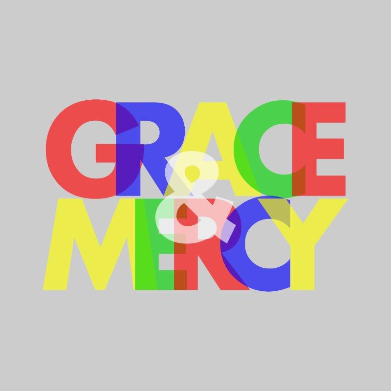 GRACE & MERCY by All Day Jesus Gear