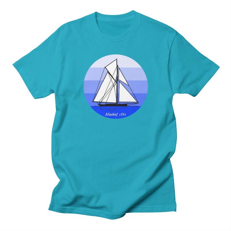 Mischief Men's T-Shirt by Sailor James