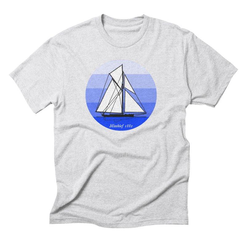 Mischief Men's Triblend T-Shirt by Sailor James