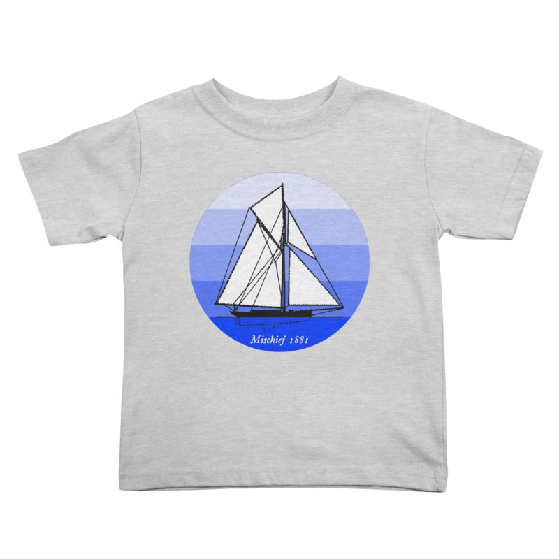 Mischief Kids Toddler T-Shirt by Sailor James