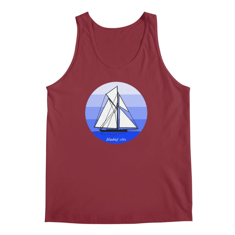 Mischief Men's Regular Tank by Sailor James