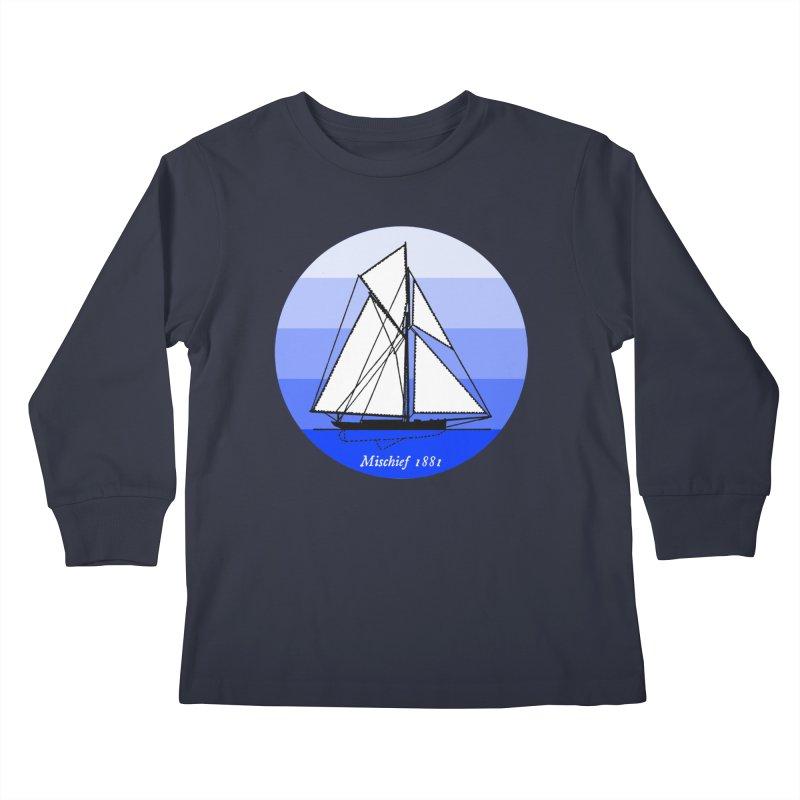 Mischief Kids Longsleeve T-Shirt by Sailor James