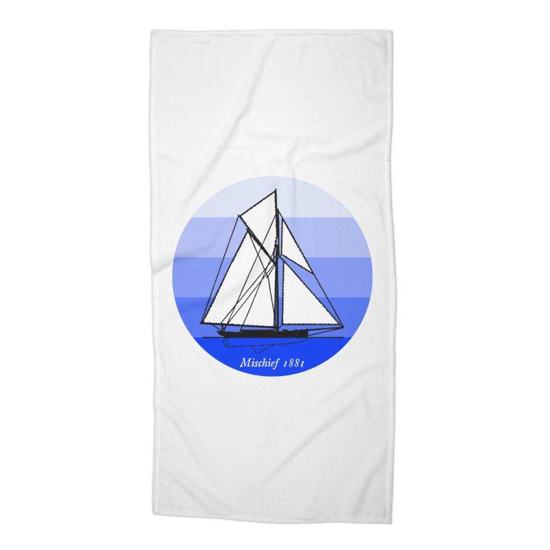 Mischief Accessories Beach Towel by Sailor James
