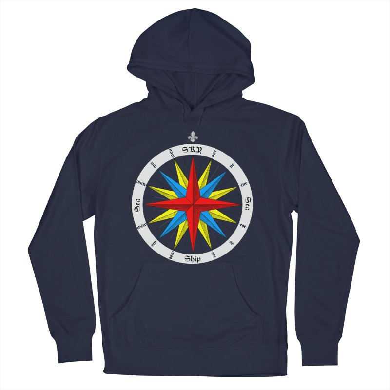 Offshore... In the Sea Men's Pullover Hoody by Sailor James