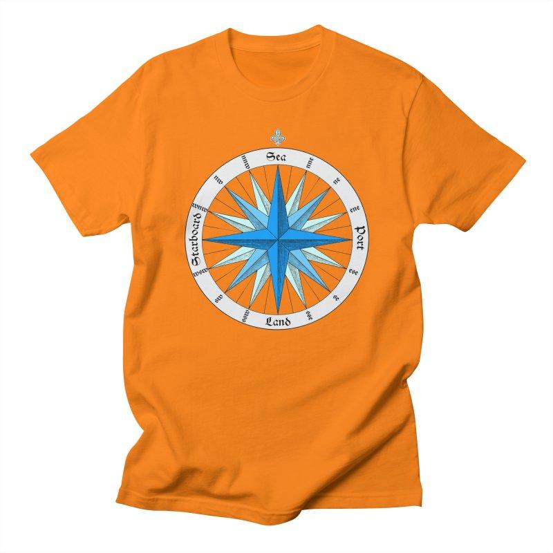 Onshore... Head in the Sea Women's Regular Unisex T-Shirt by Sailor James