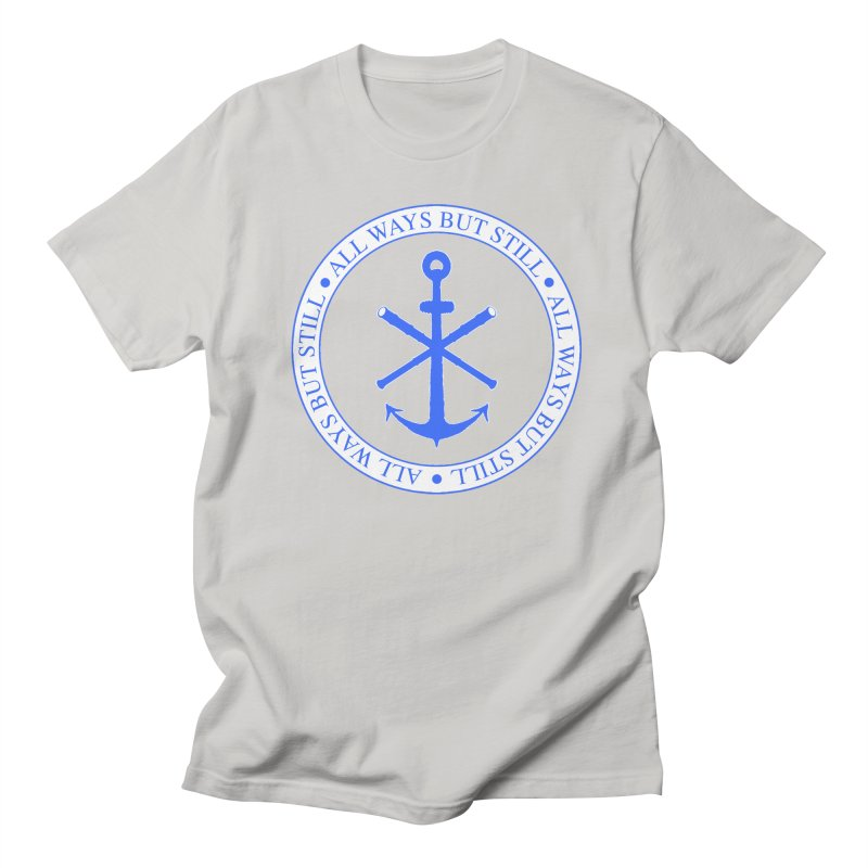 All Ways But Still Logo Men's T-Shirt by Sailor James