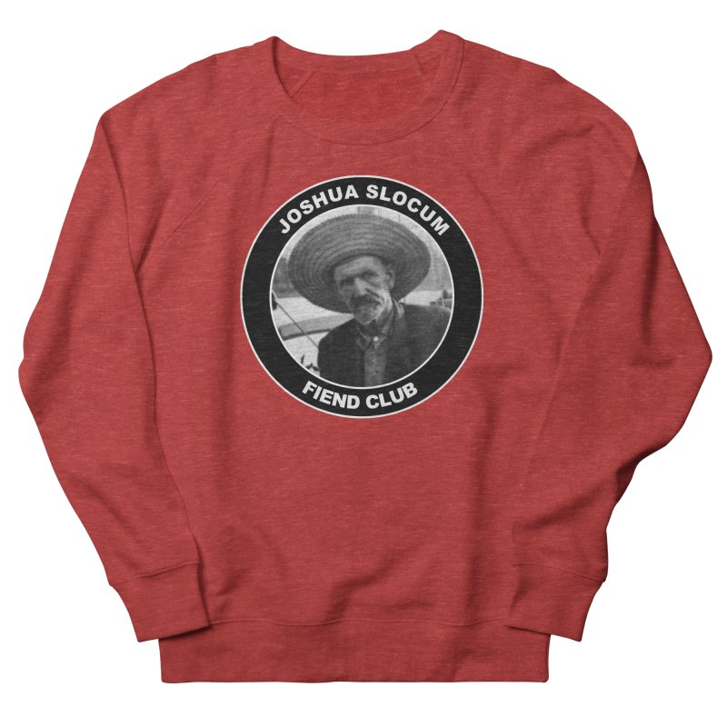 Joshua Slocum Fiend Club Women's French Terry Sweatshirt by Sailor James