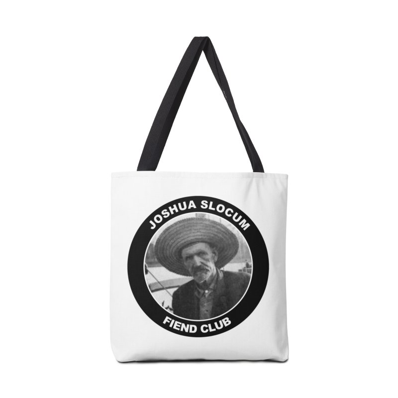 Joshua Slocum Fiend Club Accessories Bag by Sailor James
