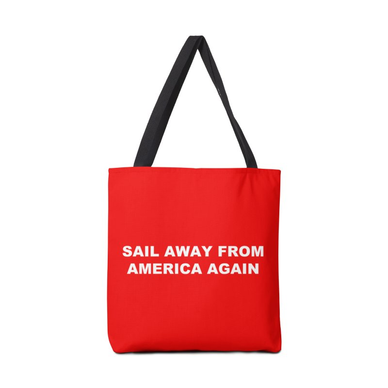 Sail Away Accessories Bag by Sailor James
