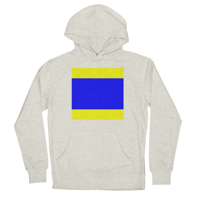 Delta AKA Case of the Mondays  Women's French Terry Pullover Hoody by Sailor James