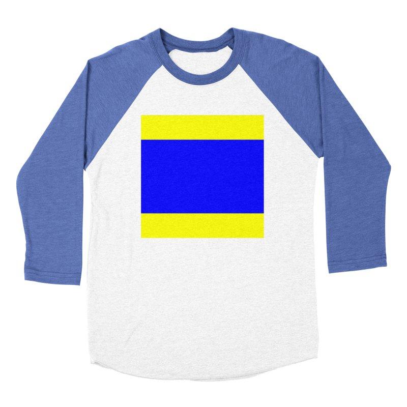 Delta AKA Case of the Mondays  Men's Baseball Triblend Longsleeve T-Shirt by Sailor James