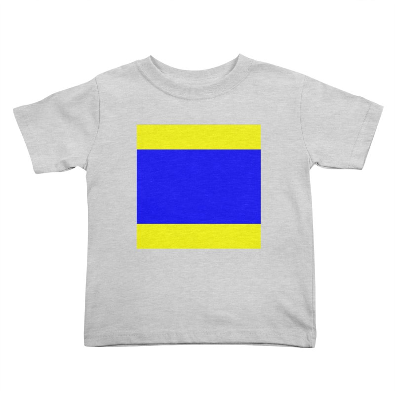 Delta AKA Case of the Mondays  Kids Toddler T-Shirt by Sailor James