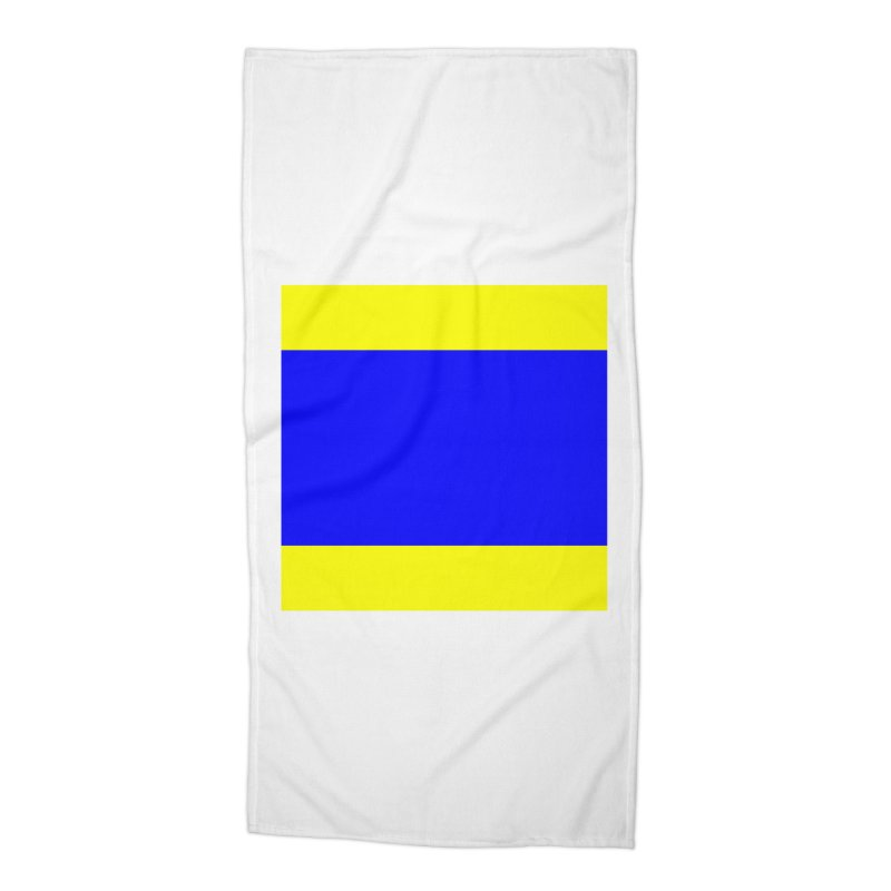 Delta AKA Case of the Mondays  Accessories Beach Towel by Sailor James