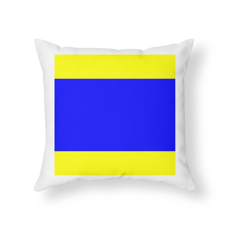 Delta AKA Case of the Mondays  Home Throw Pillow by Sailor James