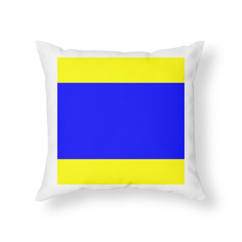 Delta AKA Case of the Mondays  Home Throw Pillow by Sailor James